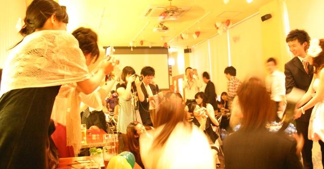 コーセー結婚式 2次会.JPG